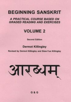 Beginning Sanskrit, Volume 2
